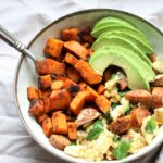 Sweet Potato Power Breakfast - Grabsomejoy.com