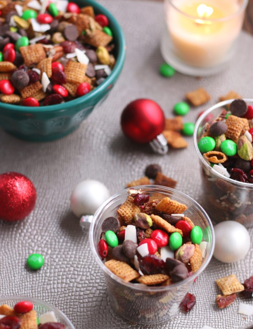 Christmas Party Chex Mix-GrabSomeJoy